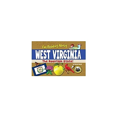 Gallopade International I'm Reading About West Virginia Social Studies Workbook, Kindergarten - Grade 3 [eBook]