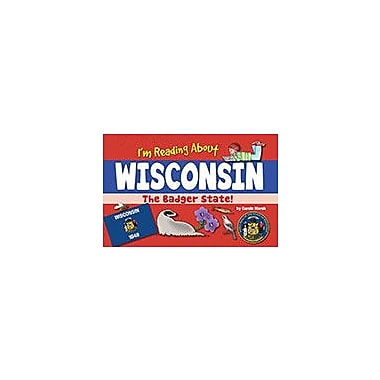 Gallopade International I'm Reading About Wisconsin Social Studies Workbook, Kindergarten - Grade 4 [eBook]