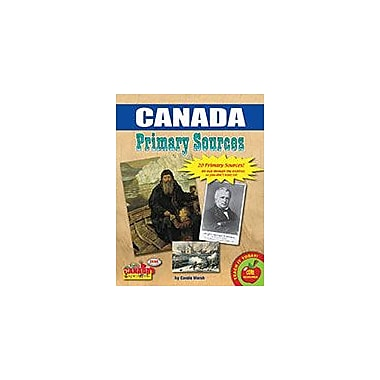 Gallopade International Canada Primary Sources Geography Workbook, Grade 3 - Grade 8 [eBook]