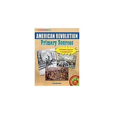 Gallopade International The American Revolution Primary Sources Problem Solving Workbook, Grade 2 - Grade 8 [eBook]
