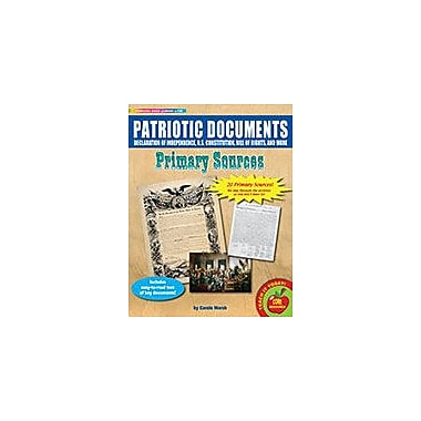 Gallopade International Patriotic Documents Primary Sources Problem Solving Workbook, Grade 2 - Grade 8 [eBook]