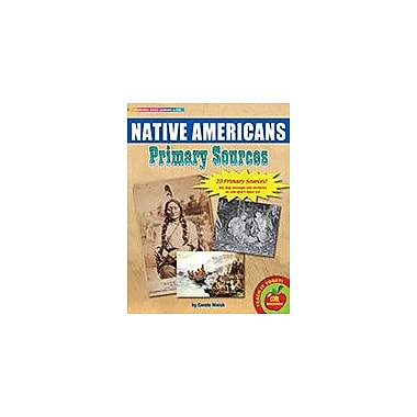 Gallopade International Native Americans Primary Sources Reading & Writing Workbook, Grade 2 - Grade 8 [eBook]