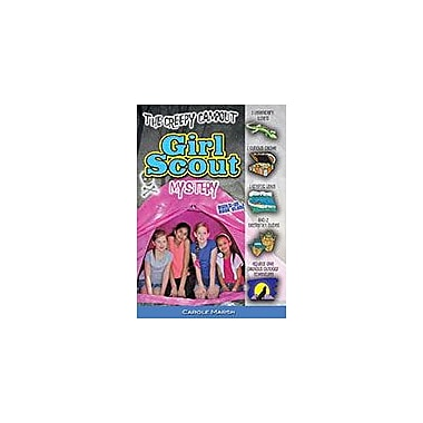 Gallopade International The Creepy Campout Girl Scout Mystery Social Studies Workbook, Grade 3 - Grade 8 [eBook]