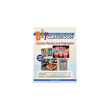 Gallopade International DIY Classroom: Classroom Routines and Organization For the Do-It-Yourself Teacher Workbook [eBook]