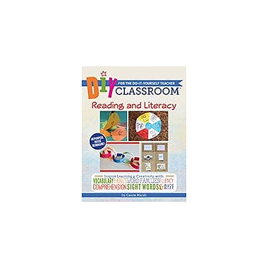 Gallopade International DIY Classroom: Reading and Literacy For the Do-It-Yourself Teacher Workbook [eBook]