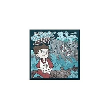 Gallopade International The Ghost Ship Reading & Writing Workbook, Grade 3 - Grade 6 [eBook]