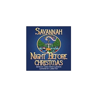 Gallopade International Savannah Night Before Christmas Reading & Writing Workbook, Kindergarten - Grade 6 [eBook]