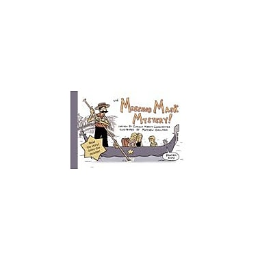 Gallopade International The Missing Mask Mystery Reading & Writing Workbook, Grade 3 - Grade 6 [eBook]