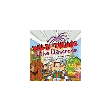 Gallopade International Wild Things In the Classroom Reading & Writing Workbook, Grade 1 - Grade 4 [eBook]