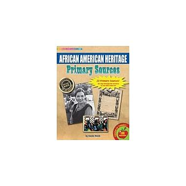 Gallopade International African American Heritage Primary Sources Pack Social Studies Workbook, Grade 3 - Grade 8 [eBook]