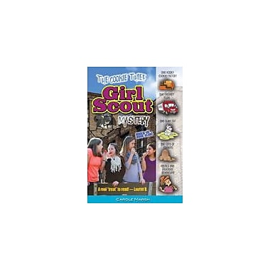 Gallopade International The Cookie Thief Girl Scout Mystery Social Studies Workbook, Grade 3 - Grade 8 [eBook]