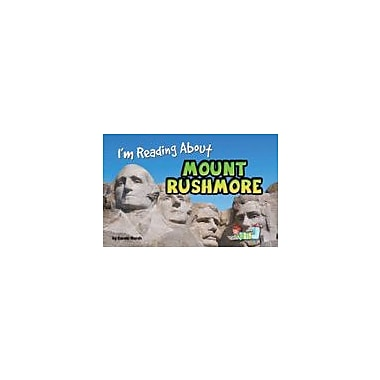 Gallopade International I'm Reading About Mount Rushmore Social Studies Workbook, Kindergarten - Grade 3 [eBook]
