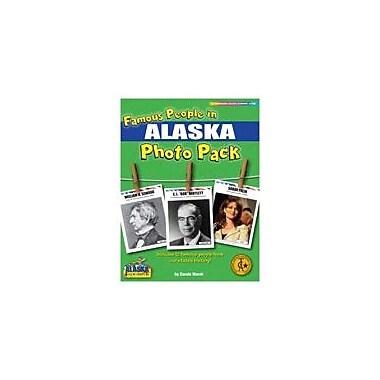 Gallopade International Famous People From Alaska Photo Pack Social Studies Workbook, Grade 1 - Grade 8 [eBook]