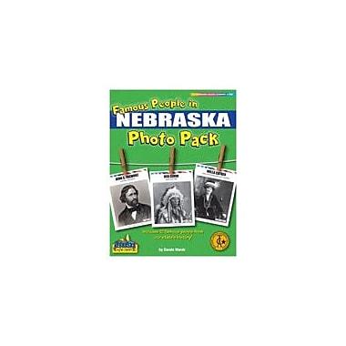 Gallopade International Famous People From Nebraska Photo Pack Social Studies Workbook, Grade 1 - Grade 8 [eBook]