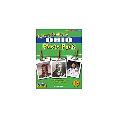 Gallopade International Famous People From Ohio Photo Pack Social Studies Workbook, Grade 1 - Grade 8 [eBook]