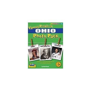 Gallopade International Famous People From Ohio Photo Pack Social Studies Workbook, Grade 1 - Grade 8 [eBook]