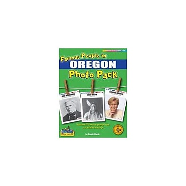 Gallopade International Famous People From Oregon Photo Pack Social Studies Workbook, Grade 1 - Grade 8 [eBook]
