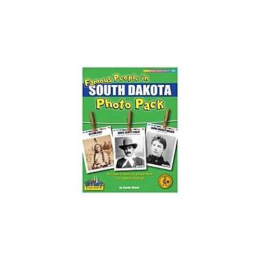 Gallopade International Famous People From South Dakota Photo Pack Social Studies Workbook, Grade 1 - Grade 8 [eBook]