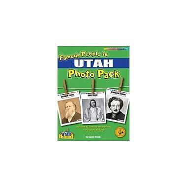 Gallopade International Famous People From Utah Photo Pack Social Studies Workbook, Grade 1 - Grade 8 [eBook]