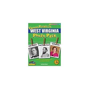 Gallopade International Famous People From West Virginia Photo Pack Social Studies Workbook, Grade 1 - Grade 8 [eBook]