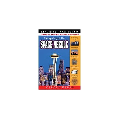 Gallopade International Mystery At the Space Needle Social Studies Workbook, Grade 3 - Grade 8 [eBook]