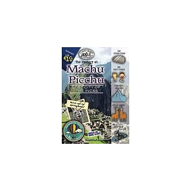 Gallopade International The Mystery At Machu Picchu (Lost City of the Incas, Peru) Workbook, Grade 3 - Grade 6 [eBook]