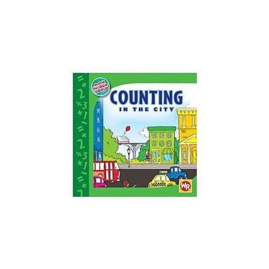 Gareth Stevens Publishing COUNTING In the City Math Workbook, Kindergarten - Grade 2 [eBook]