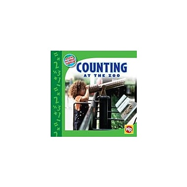Gareth Stevens Publishing COUNTING At the Zoo Math Workbook, Kindergarten - Grade 2 [eBook]