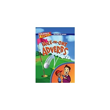 Gareth Stevens Publishing Hole-In-One Adverbs Grammar Workbook, Grade 2 - Grade 5 [eBook]