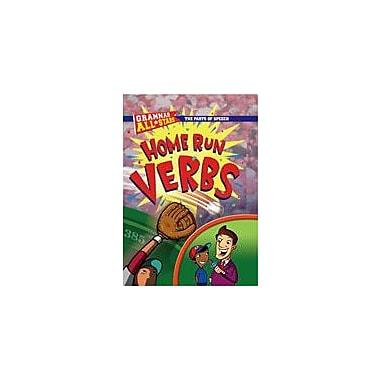 Gareth Stevens Publishing Home Run Verbs Grammar Workbook, Grade 2 - Grade 5 [eBook]