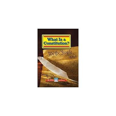 Gareth Stevens Publishing What Is A Constitution? Social Studies Workbook, Grade 3 - Grade 7 [eBook]