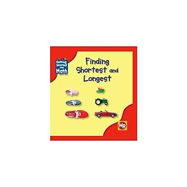 Gareth Stevens Publishing Finding Shortest and Longest Math Workbook, Preschool - Grade 2 [eBook]