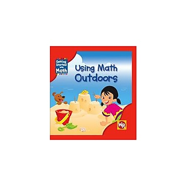 Gareth Stevens Publishing Using Math Outdoors Math Workbook, Preschool - Grade 2 [eBook]