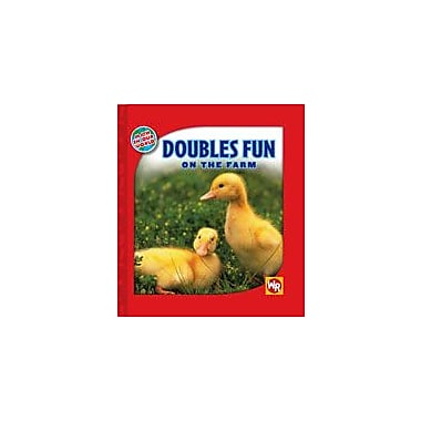 Gareth Stevens Publishing DOUBLES Fun On the Farm Math Workbook, Grade 1 - Grade 4 [eBook]