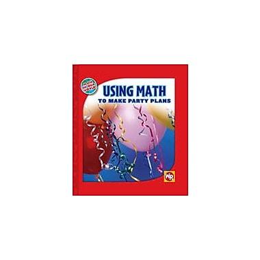 Gareth Stevens Publishing Using Math to Make Party Plans Math Workbook, Grade 1 - Grade 4 [eBook]