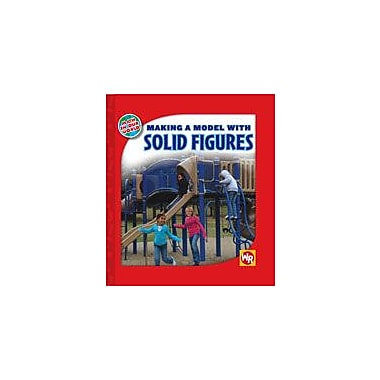 Gareth Stevens Publishing Making A Model With Solid Figures Math Workbook, Grade 1 - Grade 4 [eBook]