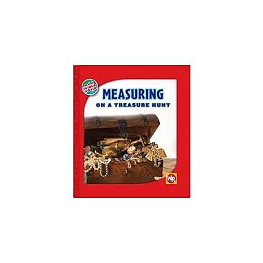 Gareth Stevens Publishing Measuring On A Treasure Hunt Math Workbook, Grade 1 - Grade 4 [eBook]