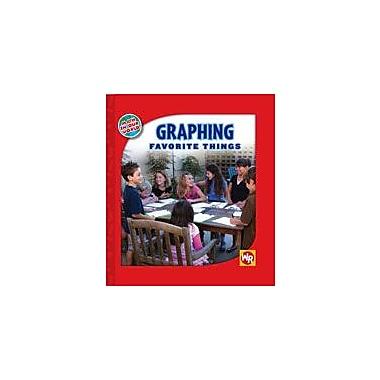 Gareth Stevens Publishing Graphing Favorite Things Math Workbook, Grade 1 - Grade 4 [eBook]