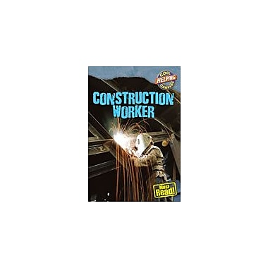 Gareth Stevens Publishing Construction Worker Business Workbook, Grade 5 - Grade 8 [eBook]