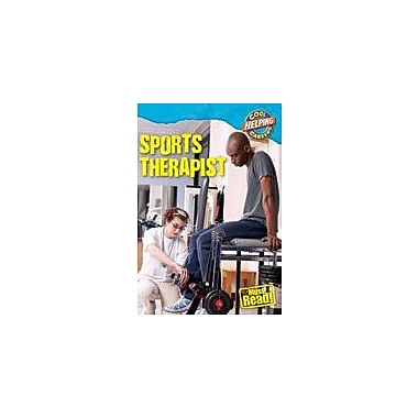 Gareth Stevens Publishing Sports Therapist Business Workbook, Grade 5 - Grade 8 [eBook]