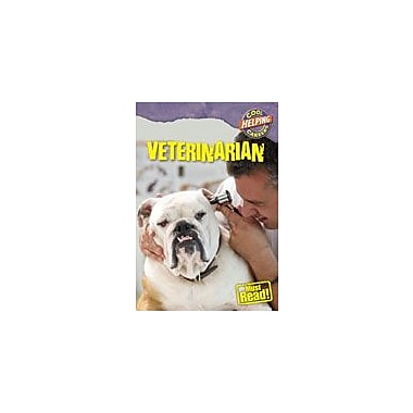 Gareth Stevens Publishing Veterinarian Business Workbook, Grade 5 - Grade 8 [eBook]
