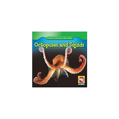 Gareth Stevens Publishing Octopuses and Squids Science Workbook, Kindergarten - Grade 2 [eBook]