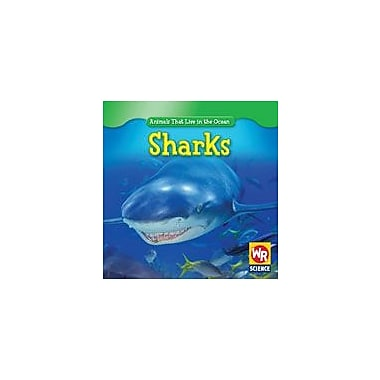 Gareth Stevens Publishing Sharks Science Workbook, Kindergarten - Grade 2 [eBook]