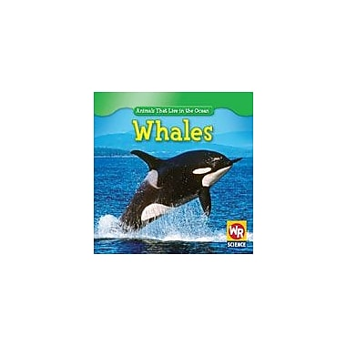 Gareth Stevens Publishing Whales Science Workbook, Kindergarten - Grade 2 [eBook]