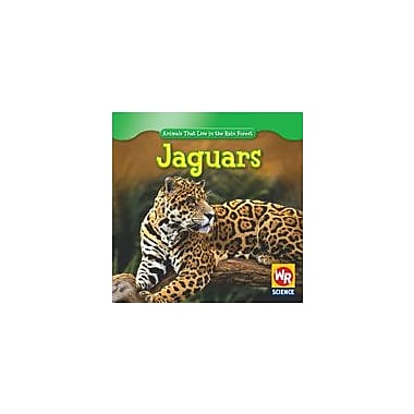 Gareth Stevens Publishing Jaguars Science Workbook, Kindergarten - Grade 2 [eBook]