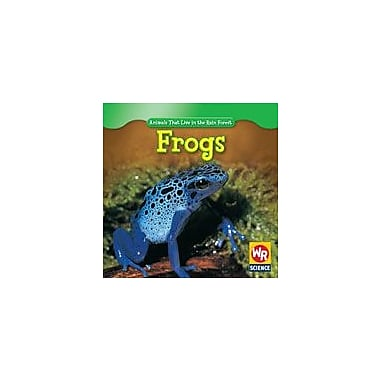 Gareth Stevens Publishing Frogs Science Workbook, Kindergarten - Grade 2 [eBook]
