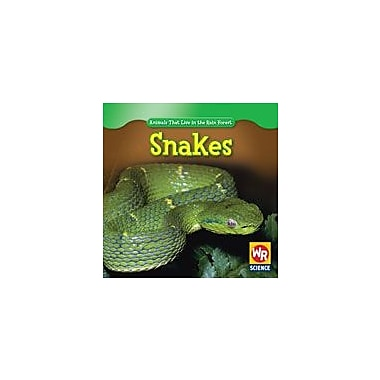 Gareth Stevens Publishing Snakes Science Workbook, Kindergarten - Grade 2 [eBook]