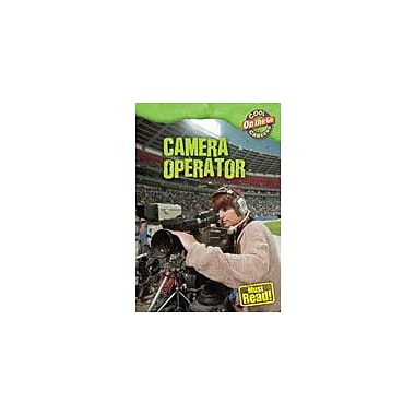 Gareth Stevens Publishing Camera Operator Business Workbook, Grade 5 - Grade 8 [eBook]