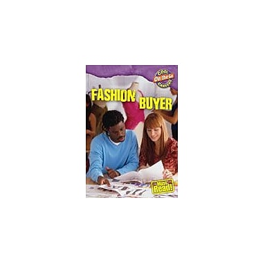 Gareth Stevens Publishing Fashion Buyer Business Workbook, Grade 5 - Grade 8 [eBook]