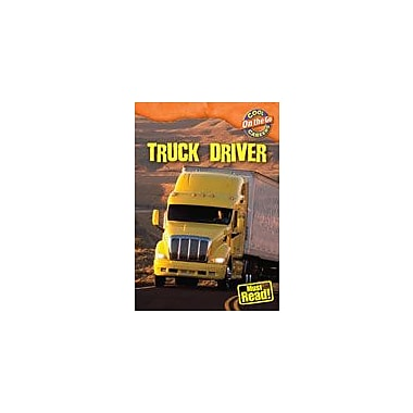 Gareth Stevens Publishing Truck Driver Business Workbook, Grade 5 - Grade 8 [eBook]